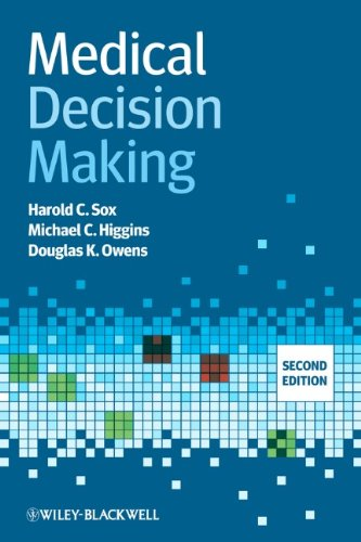 Medical Decision Making  2nd 2013 edition cover