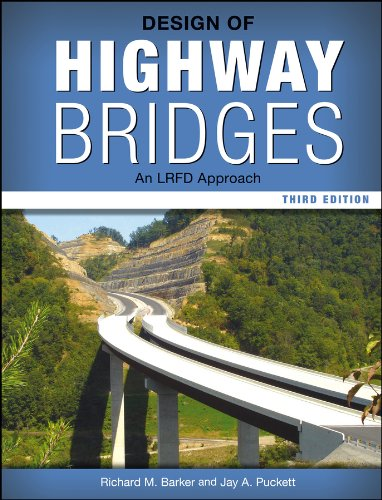 Design of Highway Bridges An LRFD Approach 3rd 2013 edition cover