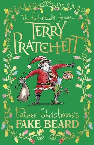 Father Christmas's Fake Beard   2018 9780552576666 Front Cover