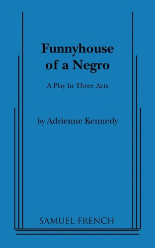 FUNNYHOUSE OF A NEGRO 1st edition cover