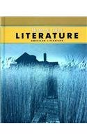 McDougal Littell Literature American Literature 1st 2008 9780618568666 Front Cover