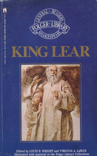 King Lear  N/A 9780671727666 Front Cover