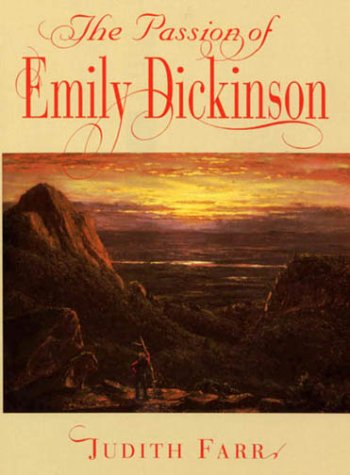 Passion of Emily Dickinson   1992 edition cover