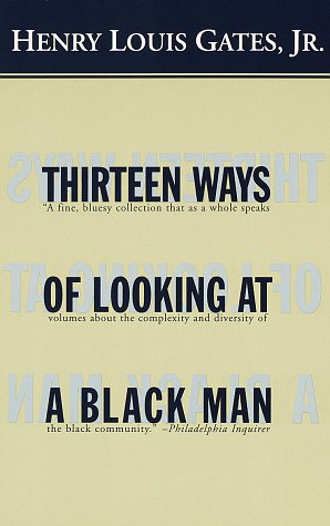 Thirteen Ways of Looking at a Black Man   1998 edition cover