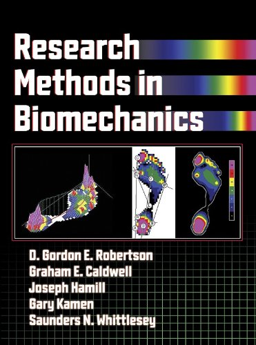 Research Methods in Biomechanics   2004 edition cover