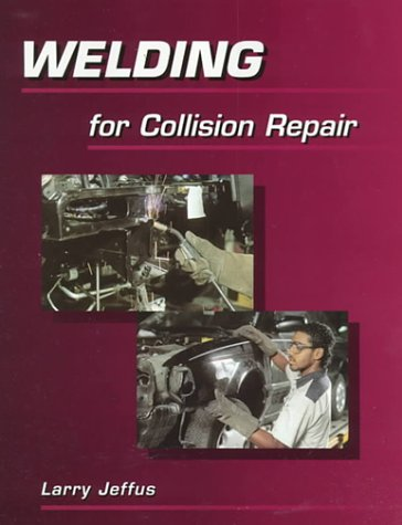 Welding for Collision Repair   1999 edition cover