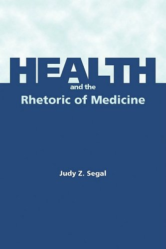Health and the Rhetoric of Medicine  N/A edition cover