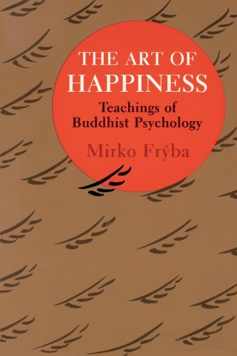 Art of Happiness Teachings of Buddhist Psychology N/A 9780877734666 Front Cover