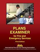 Plans Examiner for Fire and Emergency Services  2005 edition cover