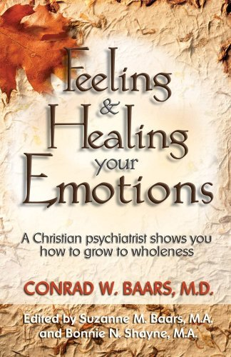 Feeling and Healing Your Emotions  2003 edition cover