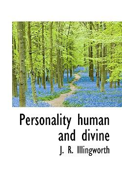 Personality Human and Divine N/A 9781115972666 Front Cover