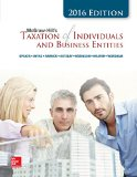 McGraw-Hill's Taxation of Individuals and Business Entities 2017 Edition, 8e  8th 2017 9781259548666 Front Cover