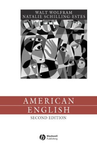 American English Dialects and Variation 2nd 2005 (Revised) edition cover