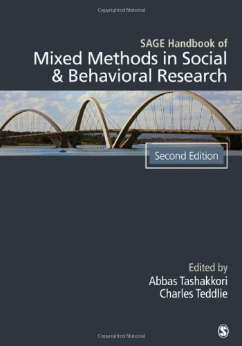 SAGE Handbook of Mixed Methods in Social and Behavioral Research  2nd 2010 edition cover