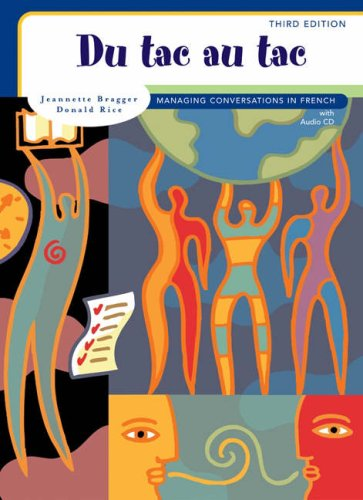 Du Tac au Tac Managing Conversations in French 3rd 2005 (Revised) edition cover
