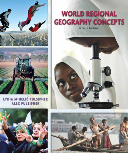World Regional Geography Concepts  2nd edition cover