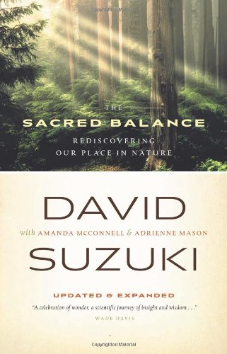 Sacred Balance Rediscovering Our Place in Nature 3rd 2007 (Revised) edition cover