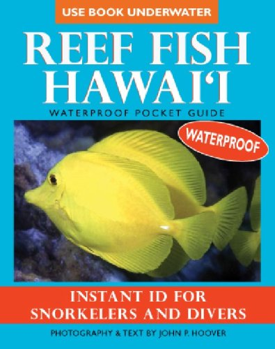 Reef Fish Hawaii   2006 9781566477666 Front Cover