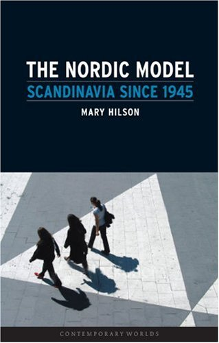 Nordic Model Scandinavia since 1945  2008 edition cover