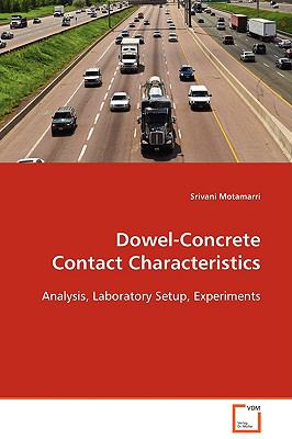 Dowel-concrete Contact Characteristics:   2009 edition cover