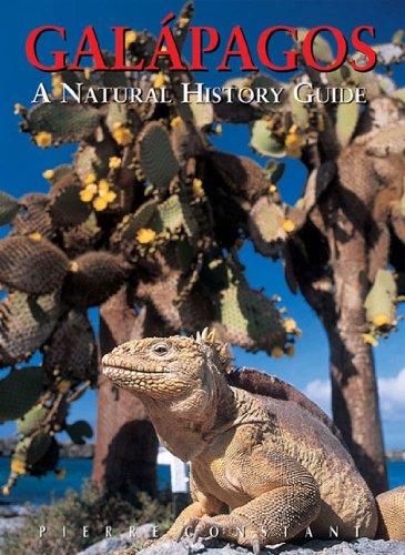 Galapagos A Natural History Guide 7th 2006 edition cover