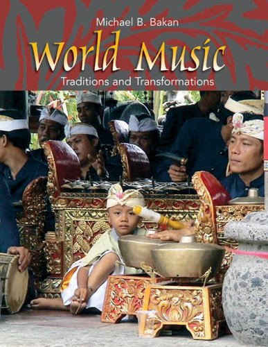 World Music Traditions and Transformations  2008 edition cover