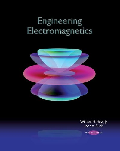 Engineering Electromagnetics  8th 2012 edition cover