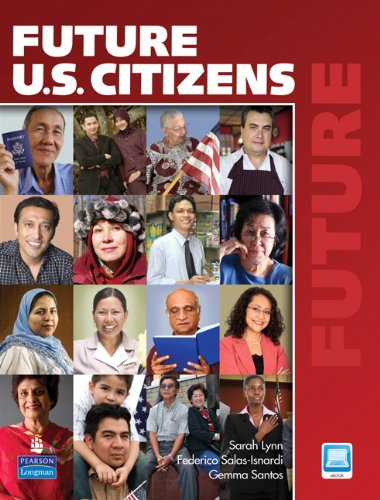 Future U. S. Citizens with Active Book   2011 (Revised) edition cover