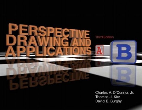 Perspective Drawing and Applications  3rd 2005 (Revised) edition cover