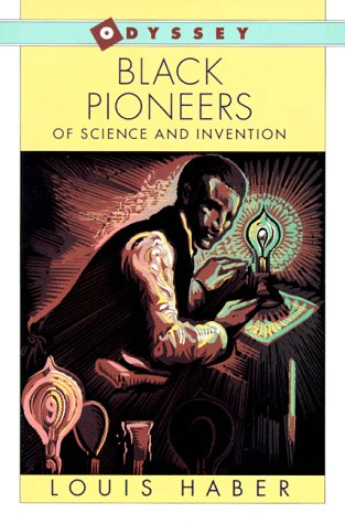 Black Pioneers of Science and Invention   1970 edition cover