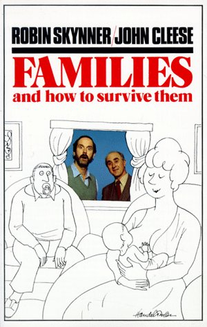 Families and How to Survive Them  N/A 9780195204667 Front Cover