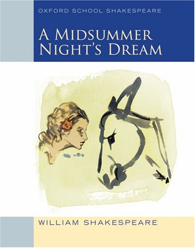Midsummer Night's Dream   2009 edition cover