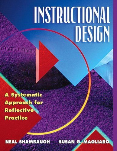Instructional Design   2006 edition cover