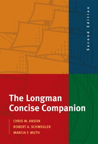 Longman Concise Companion  2nd 2010 edition cover