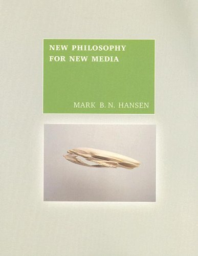 New Philosophy for New Media   2006 edition cover