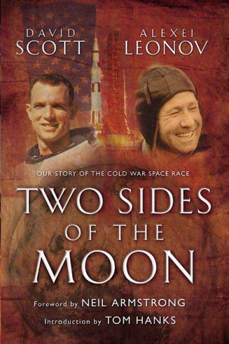 Two Sides of the Moon Our Story of the Cold War Space Race N/A edition cover