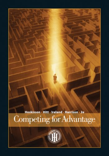 Competing for Advantage  2nd 2008 (Revised) edition cover