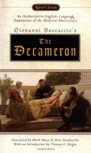 Decameron   1982 edition cover