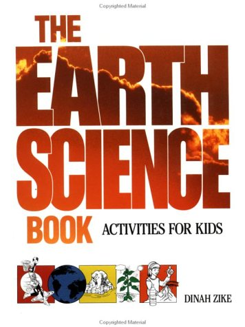 Earth Science Book Activities for Kids 1st 1992 9780471571667 Front Cover