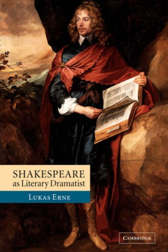 Shakespeare as Literary Dramatist   2007 9780521045667 Front Cover