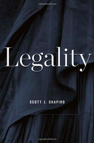 Legality   2011 9780674055667 Front Cover