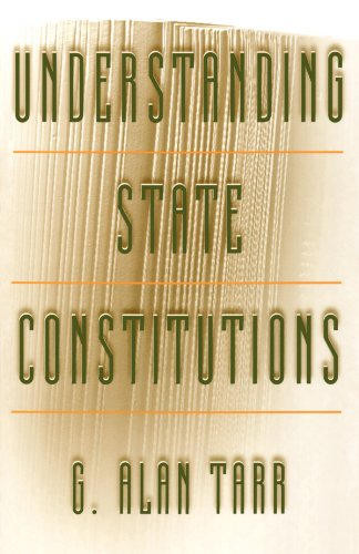 Understanding State Constitutions   1998 9780691070667 Front Cover