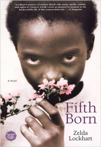 Fifth Born A Novel  2002 edition cover