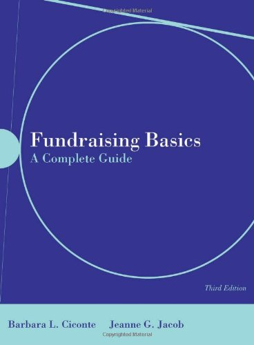 Fundraising Basics A Complete Guide 3rd 2009 (Revised) edition cover