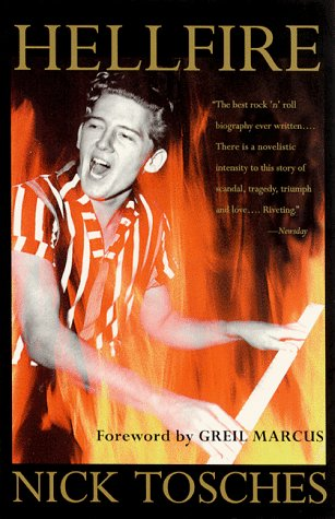 Hellfire The Jerry Lee Lewis Story Reprint  edition cover