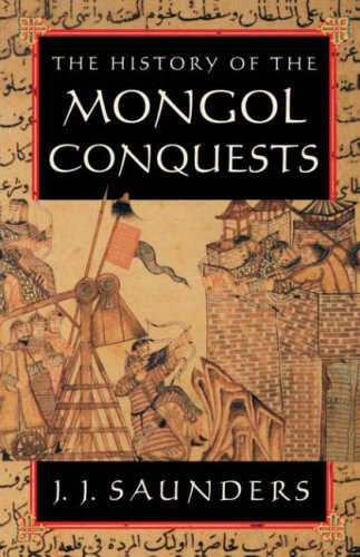 History of the Mongol Conquests   2001 edition cover