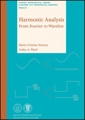 Harmonic Analysis From Fourier to Wavelets  2012 edition cover