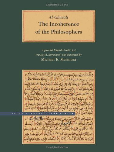 Incoherence of the Philosophers  2nd 2000 (Revised) edition cover