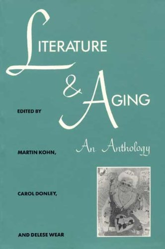 Literature and Aging An Anthology  1992 edition cover