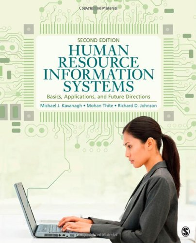 Human Resource Information Systems Basics, Applications, and Future Directions 2nd 2012 9781412991667 Front Cover